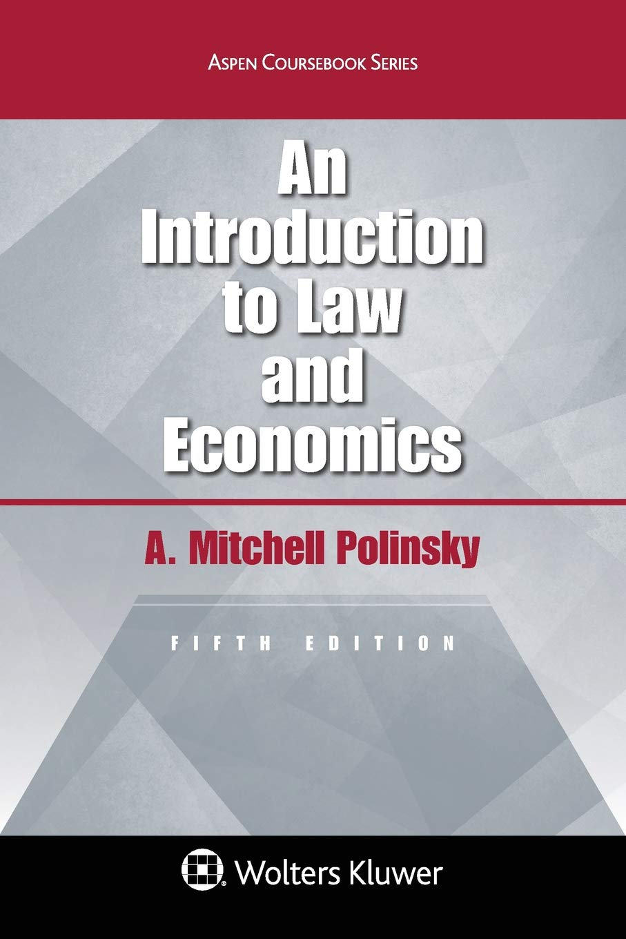 An Introduction to Law and Economics Image